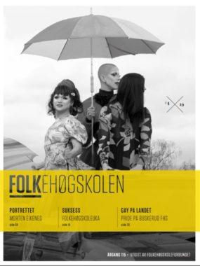 Magasinet Folkehøgskolen nummer 4 2018 by